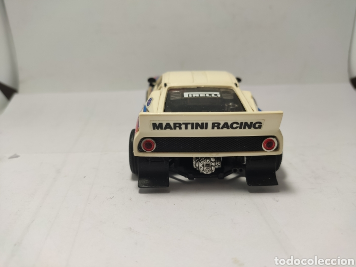 Scalextric: SCALEXTRIC LANCIA RALLY 037 EXIN MARTINI - Foto 5 - 257512670