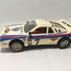 Scalextric: SCALEXTRIC LANCIA RALLY 037 EXIN MARTINI. Lote 257512670