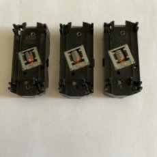 Scalextric: SCX. STS. 4X4 TRES CHASIS CON MOTOR. Lote 288191153