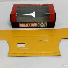 Scalextric: SCALEXTRIC CAJA VACÍA COCHE SCALEXTRIC AÑOS 80. ¡¡NUEVA Y SIN UTILIZAR!!. Lote 260440440