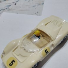 Scalextric: FERRARI 330 GT BLANCO DE SCALEXTRIC EXIN. Lote 260725165