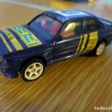 Scalextric: ANTIGUO COCHE DE SLOT SCALEXTRIC SCX BMW M3 - USADO - MODIFICACIONES EN LA DECORACIÓN. Lote 260804145
