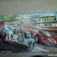 Scalextric: SCALEXTRIC GTL 30 LE MANS. LEER DESCRIPCIÓN. Lote 260873690