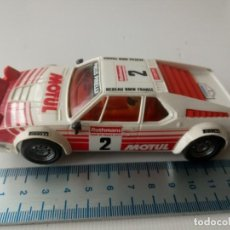 Scalextric: SCALEXTRIC BMW M1 REF. 4063/ 4072 EXIM COCHE LOTE NO GUISVAL MAJORETTE MATCHBOX HOT WHEELS. Lote 261132435