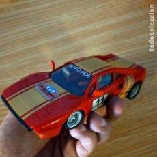 Scalextric: ANTIGUO COCHE SLOT SCALEXTRIC EXIN FERRAR 308 GTB RALLY GRUPO B - SCX - RALLY. Lote 261936310