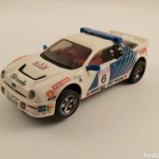 Scalextric: COCHE SCALEXTRIC FORD RS 200 SHELL. Lote 262299085