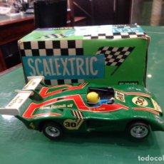 Scalextric: SCALEXTRIC ALPINE RENAULT 2000 TURBO REF. 4053. Lote 262877705