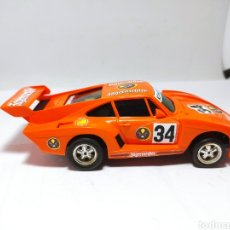 Scalextric: SCALEXTRIC PORSCHE 935 NARANJA JAGERMEISTER EXIN REF. 4067. Lote 263073650