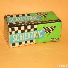 Scalextric: ANTIGUA CAJA VACÍA DEL TYRRELL P-34 FORMULA 1 REF. 4054 AZUL DE SCALEXTRIC EXIN. Lote 263138865