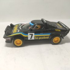 Scalextric: SCALEXTRIC LANCIA STRATOS LE POINT EXIN. Lote 263148410