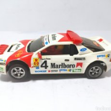 Scalextric: SCALEXTRIC FORD RS 200 MARLBORO EXIN. Lote 263151255