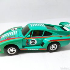 Scalextric: SCALEXTRIC PORSCHE 935 VAILLANT EXIN. Lote 263587235