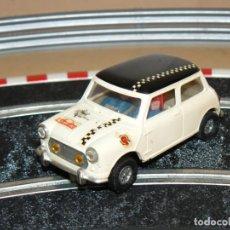Scalextric: SCALEXTRIC EXIN COCHE MINI COOPER BLANCO RALLY MONTE-CARLO REF C-45 AÑO 1971 SLOT CAR 1:32 ALFREEDOM. Lote 263665875