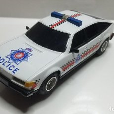 Scalextric: SLOT SCALEXTRIC EXIN ROVER 3500 POLICIA GREAT BRITAIN. Lote 263691205
