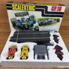 Scalextric: SCALEXTRIC GP 16. Lote 263741380