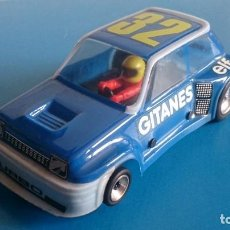 Scalextric: RENAULT 5 SRS GITANES SCALEXTRIC. Lote 264436854