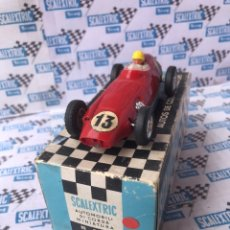 Scalextric: BRM C59 MADE IN FRANCE SCALEXTRIC TRIANG. Lote 264526474