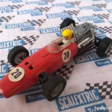 Scalextric: HONDA ROJO 1A SERIE SCALEXTRIC EXIN. Lote 264550154