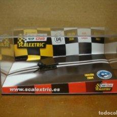 Scalextric: CAJA MINI COCHE DEL CLUB 2004 REF 6137. Lote 264815854