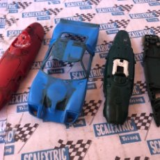 Scalextric: LOTE DESGUACE SCALEXTRIC EXIN TRIANG. Lote 265211074