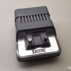 Scalextric: SLOT SCALEXTRIC EXIN TRAFO TRANSFORMADOR RECTIFICADOR TR-2. Lote 265703434
