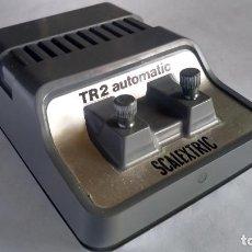 Scalextric: SCALEXTRIC EXIN TRANSFORMADOR TR-2. FUNCIONA. Lote 266419653