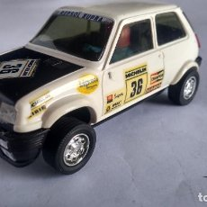 Scalextric: SCALEXTRIC EXIN RENAULT 5 R5. FUNCIONA.. Lote 266422503