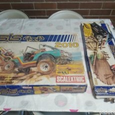 Scalextric: EXCALEXTRIC 4X4, 2010. Lote 268149749