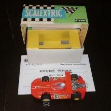 Scalextric: COCHE SCALEXTRIC EXIN SIGMA FERODO BOSCH.. Lote 268448729