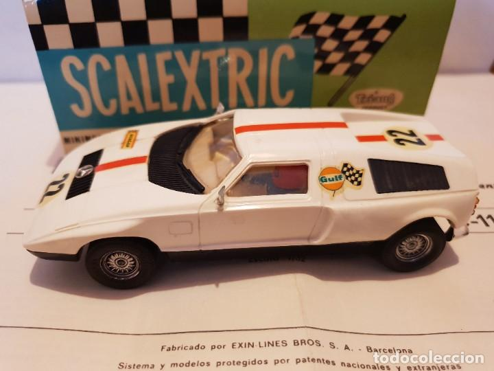 Scalextric: SCALEXTRIC EXIN MERCEDES WANKELL - Foto 2 - 268590399