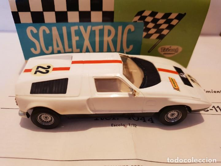 Scalextric: SCALEXTRIC EXIN MERCEDES WANKELL - Foto 3 - 268590399