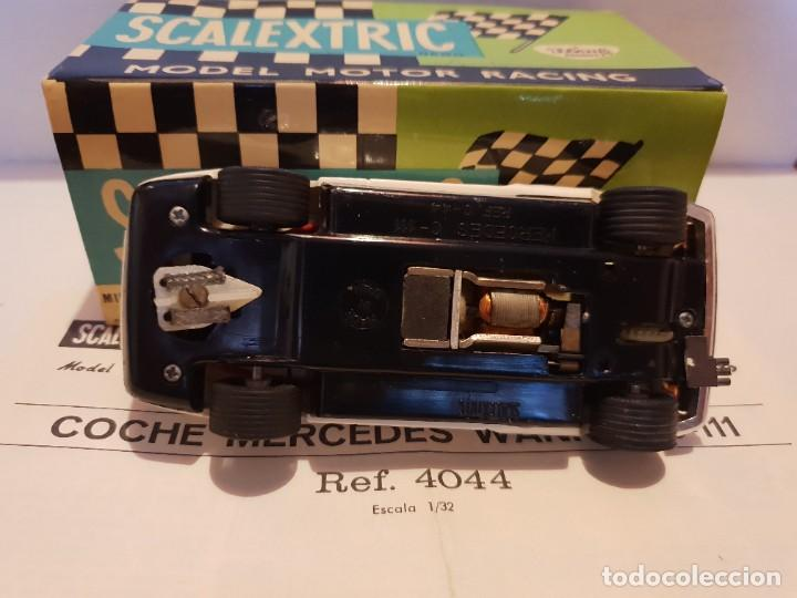 Scalextric: SCALEXTRIC EXIN MERCEDES WANKELL - Foto 4 - 268590399