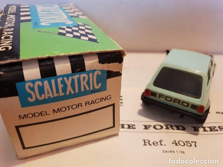 Scalextric: SCALEXTRIC EXIN FORD FIESTA - Foto 2 - 268590609