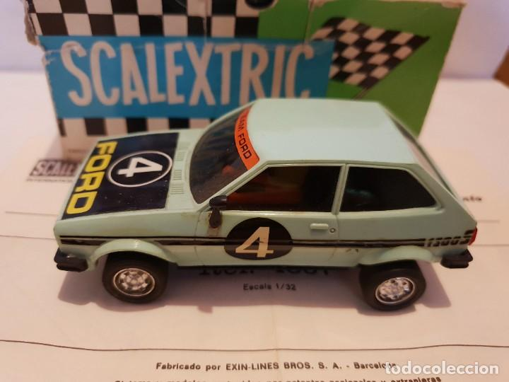 Scalextric: SCALEXTRIC EXIN FORD FIESTA - Foto 3 - 268590609