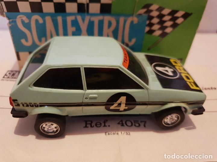 Scalextric: SCALEXTRIC EXIN FORD FIESTA - Foto 4 - 268590609