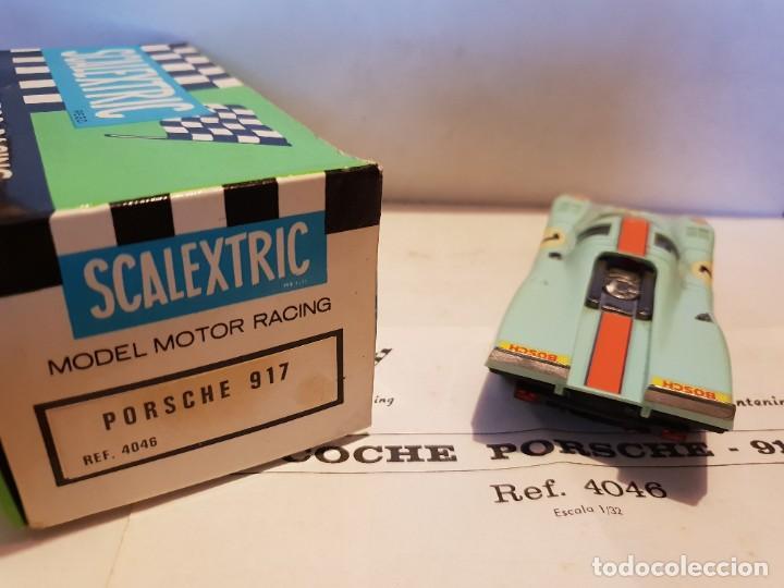 Scalextric: SCALEXTRIC EXIN PORSCHE 917 - Foto 2 - 268590734