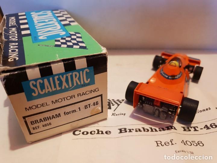 Scalextric: SCALEXTRIC EXIN BRABHAM BT-46 - Foto 2 - 268590984