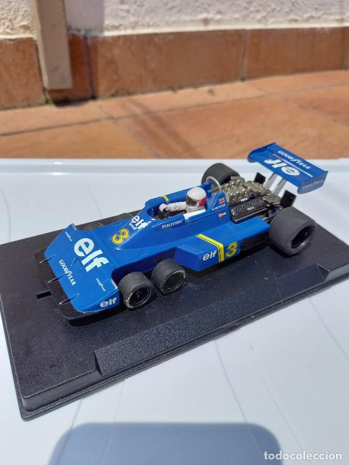SCALEXTRIC TYRRELL P34 (Juguetes - Slot Cars - Scalextric Exin)