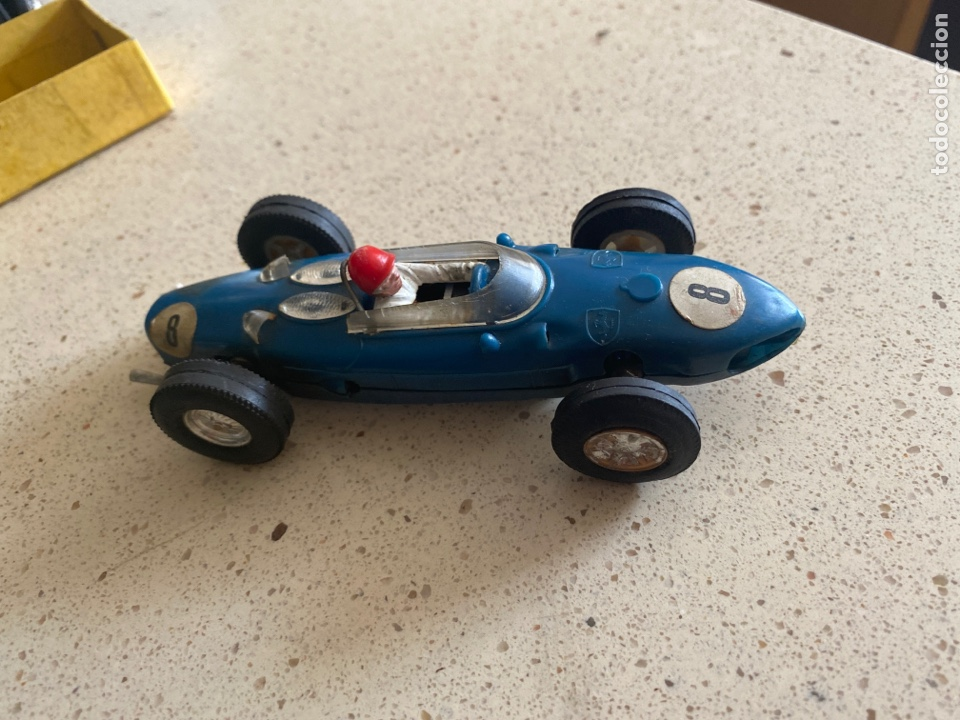 Scalextric: SCALEXTRIC GP 84 4 BOLIDOS TRIANG AÑOS 60 - Foto 3 - 268718634