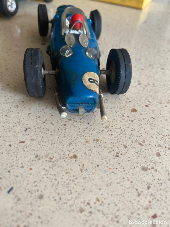 Scalextric: SCALEXTRIC GP 84 4 BOLIDOS TRIANG AÑOS 60 - Foto 5 - 268718634
