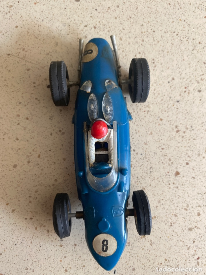 Scalextric: SCALEXTRIC GP 84 4 BOLIDOS TRIANG AÑOS 60 - Foto 7 - 268718634