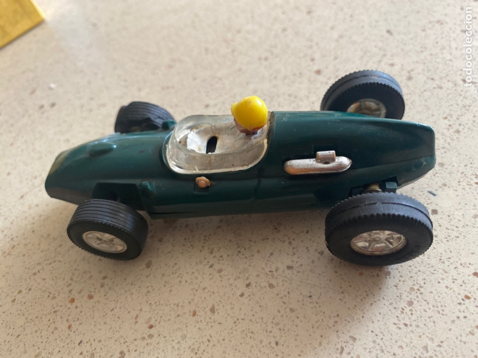 Scalextric: SCALEXTRIC GP 84 4 BOLIDOS TRIANG AÑOS 60 - Foto 10 - 268718634