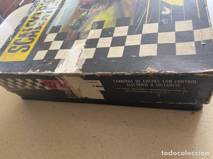 Scalextric: SCALEXTRIC GP 84 4 BOLIDOS TRIANG AÑOS 60 - Foto 39 - 268718634