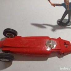 Scalextric: SCALEXTRIC CHASIS CHASIS COOPER ROJO Y PERSONAJE. Lote 268895259