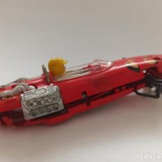Scalextric: SCALEXTRIC CHASIS Y CARROCERIA BRM RF. C-37 ROJO CLARO. Lote 268897489