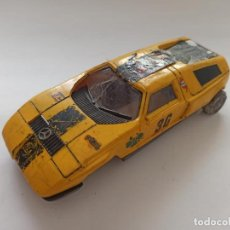 Scalextric: SCALEXTRIC CHASIS Y CARROCERIA MERCEDES C-111. Lote 268898204