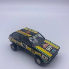 Scalextric: FORD FIESTA NEGRO SCALEXTRIC EXIN REF 4057. Lote 269089673
