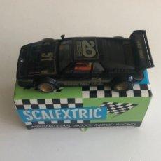 Scalextric: NUEVO LISTING: CAJA ORIGINAL. BMW M1 20 ANIVERSARIO SERIE LIMITADA MUY BUEN ESTADO. A+. Lote 269170248