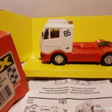 Scalextric: SCALEXTRIC SCX CAMION ANTAR. Lote 269181123