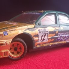 Scalextric: COCHE PEUGEOT 406 SCALEXTRIC. Lote 269216443